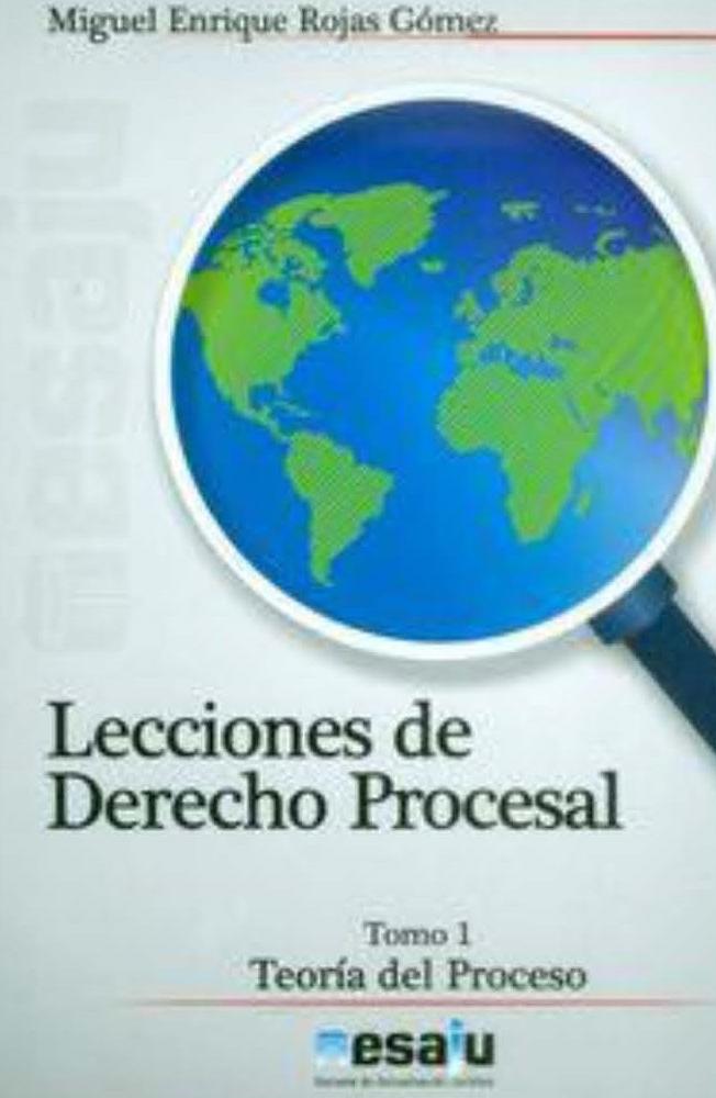 LECCIONES DE DERECHO..